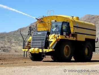 Rio Tinto plans automated Caterpillar trucks at Gudai-Darri   Technology - Mining Global - Mining News, Magazine and Website