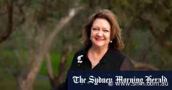 Mining billionaire Gina Rinehart goes green with $15m medical cannabis play - Sydney Morning Herald