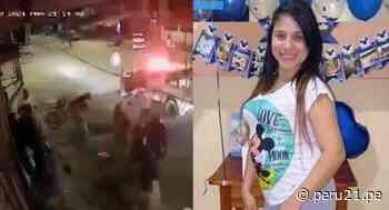 Madre de Dios: Gestante venezolana muere de un balazo en confusa intervención policial - Diario Perú21