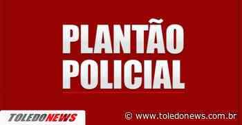 Polícia Militar cumpre mandado de prisão em Toledo - Toledo News