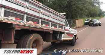 PRF recupera veículos furtados em Entre Rios e Toledo antes que adentrassem o Paraguai - Toledo News