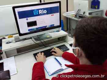Rio de Janeiro está oferecendo cursos gratuitos online de tecnologia para jovens, neste dia 21 - CPG Click Petroleo e Gas