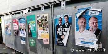 Petit guide de l'entre-deux-tours des élections régionales et départementales - Le Monde