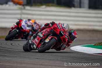 Bagnaia pense avoir gâché sa course dans les premiers tours - Motorsport.com France