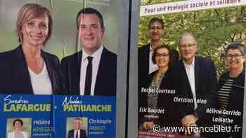 Départementales en Béarn : le débat d'entre deux-tours Patriarche-Laine sur France Bleu Béarn Bigorre - France Bleu