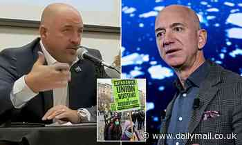 Teamsters launch national push to unionize ALL Amazon workers