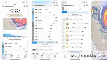 Apple updates Dark Sky app with minor updates, bug fixes