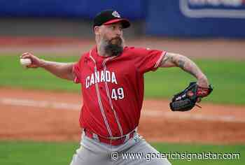 Blue Jays, pitcher Axford reportedly agree to minor-league deal - Goderich Signal Star