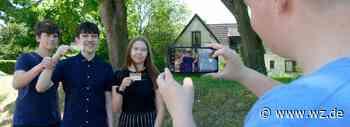 Schüler aus Nettetal sind mit Organspende-Video erfolgreich - Westdeutsche Zeitung