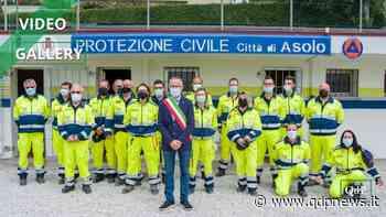 """Asolo celebra la Protezione civile comunale. Migliorini e Bottacin: """"È cambiata la considerazione della comunità nei confronti dei volontari"""" - Qdpnews"""