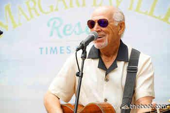 Jimmy Buffett Returns to Nashville for Surprise Pop-Up Concert