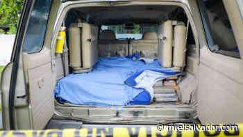 ¿Cómo detectaron presuntos narcos en Costa del Sol y Chirilagua?   Noticias de El Salvador - elsalvador.com