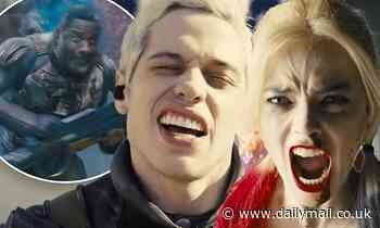 Warner Bros scrambles to release The Suicide Squad trailer after a copy leaked online