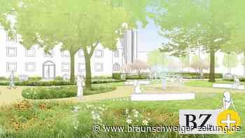 So könnte Braunschweigs erster Pocketpark aussehen