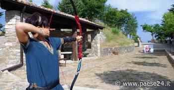 Alessandria del Carretto. Amici di Robin Hood scoccano le loro frecce lungo i sentieri del Pollino - Paese24.it