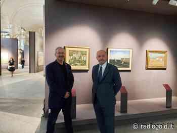 Mostra alla Reggia di Venaria: anche Alessandria partecipa con un'opera - Radiogold