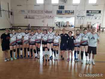 Vittoria per l'Under 13 dell'Alessandria Volley che va in finale scudetto - Radiogold
