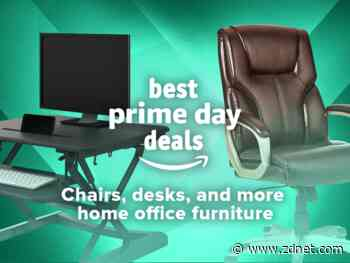 Best Amazon Prime Day 2021: Home office furniture and accessory deals