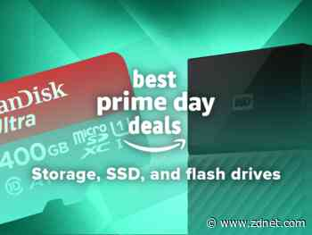 Amazon Prime Day 2021: The best storage, SSD and flash drive deals on day 2