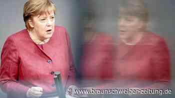 Bundestagswahl 2021: Merkel stellt sich Fragen im Parlament