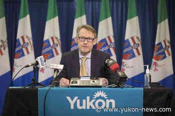 Yukon experiencing community spread among unvaccinated: Hanley - Yukon News