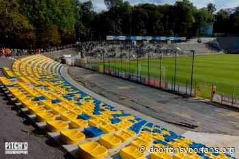 TRANSFER: Union Sint-Gillis huurt Lazare Amani van Sporting Charleroi - Door Fans Voor Fans