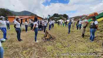 En Marulanda se desarrolló el Encuentro Regional de Campamentos Juveniles - BC NOTICIAS - BC Noticias