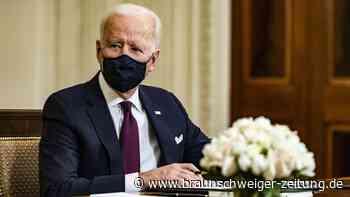 Corona: USA verpassen Impfziel von Präsident Joe Biden