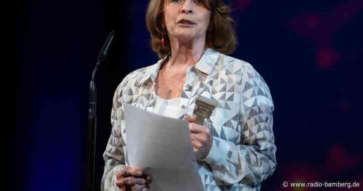 Film-Friedenspreis für Senta Berger