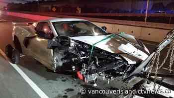 Impairment may be factor in View Royal Corvette crash: RCMP - CTV News VI