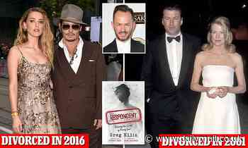 Johnny Depp and Alec Baldwin pen intro and foreword for new book on divorce