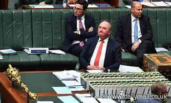 Deputy PM Barnaby Joyce plans to back a net zero emissions target