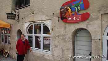 Ochsenfurt Ochsenfurt: Im Galeriele gibt's bald wieder Kunst zu sehen - Main-Post