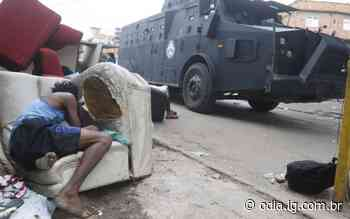 Jacarezinho: quatro corpos foram atingidos pelas costas - O Dia