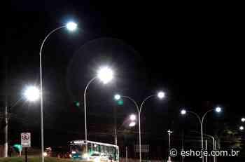Montanha vai substituir mais de 300 pontos de iluminação pública por LED - ES Hoje