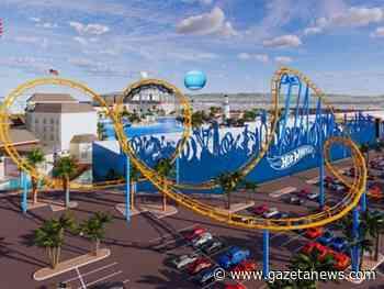 Primeiro parque temático da Mattel terá montanha-russa da Hot Wheels - Gazeta Brazilian News