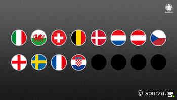 Deze landen stoten door naar de 1/8e finales en we kennen al 2 affiches - sporza.be