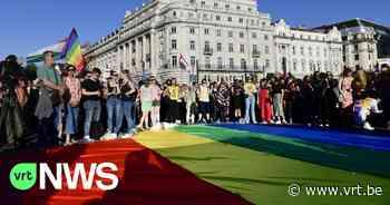 """""""Flagrante discriminatie"""": 14 EU-landen veroordelen Hongaarse antihomowetgeving en willen actie van Europese Commissie - VRT NWS"""