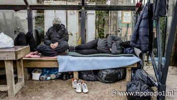Deal getekend door EU-landen: geen dakloosheid meer in 2030 - NPO Radio 1