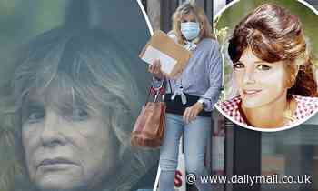 Hollywood beauty Katharine Ross, 81, fit in her skinny jeans during rare sighting in Malibu