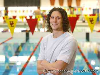 Cote, Brothers aim for personal bests in pool, swim berths in Tokyo Olympics - Gananoque Reporter