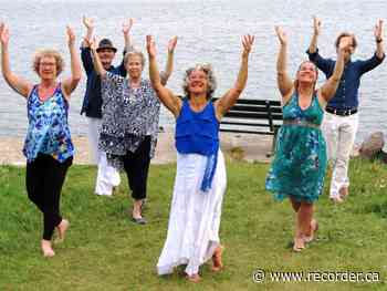 Gananoque makes a splash with Global Water Dances - Brockville Recorder and Times