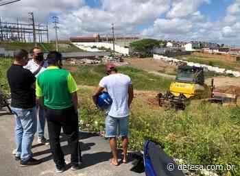 Prefeitura de Campina Grande promove infraestrutura em campo de pelada no bairro do Pedregal - Defesa - Agência de Notícias