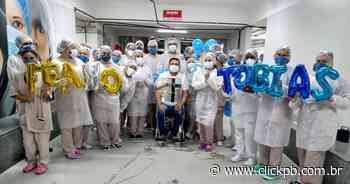 Hospital de Clínicas de Campina Grande celebra 66 altas de pacientes curados da Covid-19 em uma semana - ClickPB