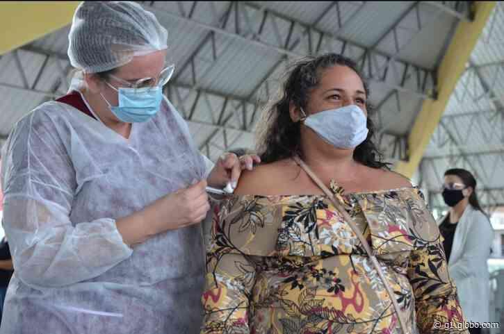 Vacinação contra a Covid-19 em Campina Grande nesta terça-feira (19) é para grávidas e puérperas - G1