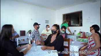 VÍDEO: Prefeito de Cubati implanta casa de apoio em Campina Grande - Diário do Sertão