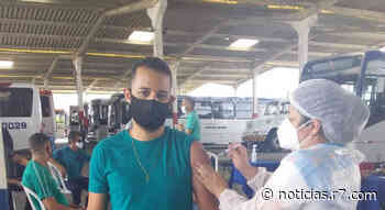 Prefeitura de Campina Grande finaliza vacinação de motoristas do transporte coletivo - HORA 7