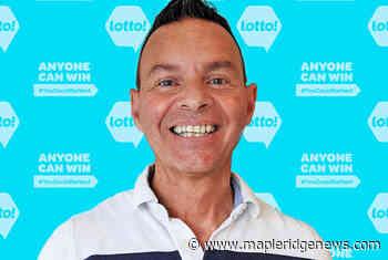 Maple Ridge man wins $1 million on Lotto Max – Maple Ridge News - Maple Ridge News