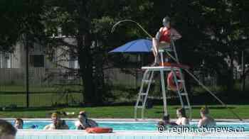 City celebrates grand reopening of Maple Leaf Pool - CTV News