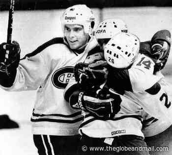Former Canadiens, Maple Leafs defenceman Tom Kurvers dies at 58 - The Globe and Mail